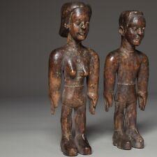 Ewe Venavi Ibeji Twin Figure, Ghana Africa ..