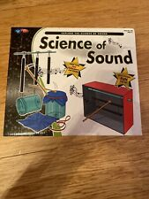 Explore The Science Of Sound- Childrens Build And Experiment Education Toy New