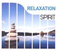 SPIRIT OF RELAXATION 4 CD NEU