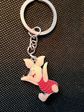 Piglet Pooh's Friend Large Key chain Metal Durable New