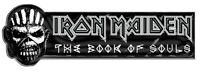 IRON MAIDEN METALL PIN # 21 BOOK OF SOULS ANSTECKER BADGE BUTTON