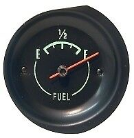 CORVETTE C3 PATRS  GAUGE-FUEL-WITH GREEN FACE-68-71 (#E5832) 1F2