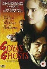 Goya's Ghosts 5017239194672 With Natalie Portman DVD Region 2