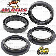 All Balls Fork Oil & Dust Seals Kit For Husqvarna TE 410 1996 96 MX Enduro New
