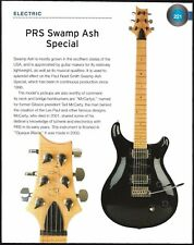 The 2000 PRS Swamp Ash Special + 1935 Radiotone Archtop guitar 6 x 8 article