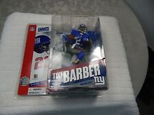 21 Tiki Barber Football Action Figure NY Giants
