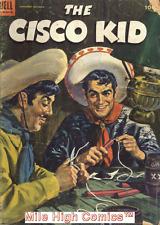 CISCO KID (1950 Series)  (DELL) #18 Near Mint Comics Book