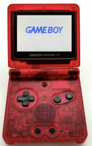 Nintendo Game Boy Advance GBA SP IPS MOD System 10 LEVELS BRIGHT 101 PICK YOURS!