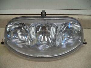 2002 Arctic Cat ZL500 Lens Reflector Headlight Assy 0609-250 Z ZR Mountain Cat