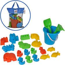Simba Großes Promotion Sandspielzeug in Tasche (Sortiert)
