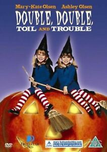 Double, Double Toil And Trouble (The Olsen Twins) Brand New & Factory Sealed