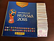 Fifa 2018, Russia, Panini, Album + Full set of stickers (670/670), Serbian edt.