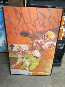 1968 Washington Redskins Team Poster