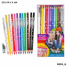 Top Model Basic Colouring 12 Pencil Set 6694 by Depesche