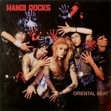 Hanoi Rocks - Oriental Beat [New Vinyl LP] UK - Import