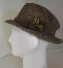 Custom Made Bee Brand Hat Made in USA Size 7 Vintage Retro Unique One of a Kind