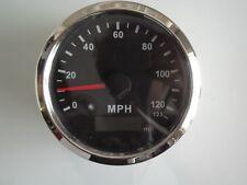 Tenet Waterproof Nautical Marine Analogue GPS Speedometer In MPH