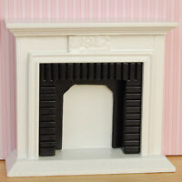 Cool Miniature Furniture Well Made Fireplace for 112 Scale Dollhouse Toys 1PCS&