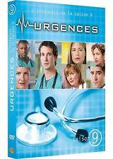 COFFRET DVD ** URGENCES ** SAISON 9 NEUF