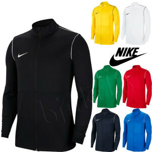 Nike Mens Dry Park 20 Track Jacket Football Traning Running Sports Activewear