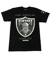 Streetwise Gear Rioters Black T-Shirt