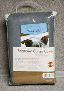 K&H Products Economy Pet Cargo Cover New in Package | Gray Universal Fit