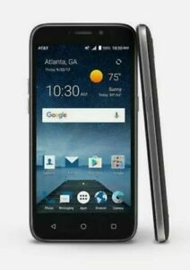 LOCKED  ZTE Z835 Maven 3 4G LTE GSM Android Smart Camera Cell Phone AT&T