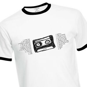 Mixtape T-Shirt of their 24 Greatest Hits: A Little Time, Song For Whoever