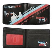 New! Wallet Twenty One Pilots 21 Pilots Music Rock Band bifold wallet