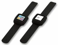 6 X GB02202 Slap pulsera flexible de Griffin Para Ipod Nano 6G-Negro