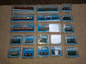 Peco 00-9 009 OO9 Narrow Gauge Rolling Stock Coaches Wagons various livery