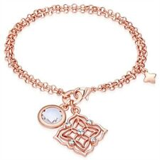 Lulu Jane Armband rosevergoldet Kristalle Swarovski