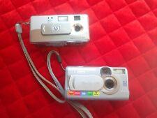 Lot of TWO(2) Digital Cameras - (1) CanonPowerShot A310 & (1) hp photosmart 435