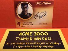 Cryptozoic THE FLASH Season 2 - MARCO GRAZZINI as Monteleone Autograph Card MG1