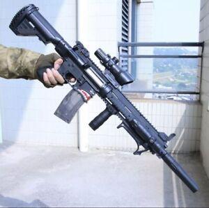 Gel Blaster Split structure g18 LuoChen M416 toy electric water gel ball gun kid