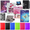 """Alcatel 3T 10.0"""" Tablet 360° Rotating Universal Shockproof PU Leather Case Cover"""