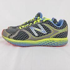 New Balance Fresh Foam 980 W980GY Size 11 D Gray Yellow Running Shoes For Women
