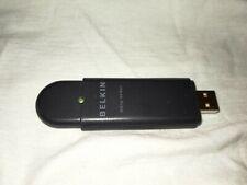Belkin F5D7050v4 USB 802.11b/g (54Mbps) Wireless Adapter - ZD1211B