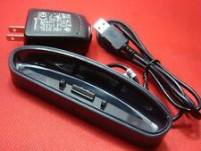 Genuine TomTom GO 740 950 USB Home Dock Fast Charger + AC GPS sync mount 750 940