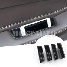 For Benz GLE W166 /Coupe C292  Inner Side Door Storage Box Holder 4pcs 2015-2019