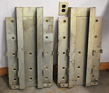 Rite-Hite 1915 Roller Track Plates. Includes A Left and Right Plate. - NEW