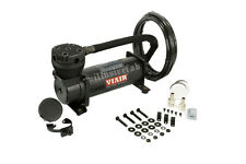 VIAIR 480C STEALTH BLACK AIR RIDE BAG SUSPENSION COMPRESSOR PUMP LOWRIDER TRAIN