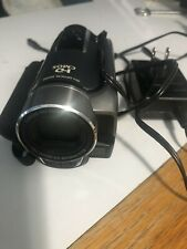Canon VIXIA HF R100 A HD Camcorder with 8GB SD, charger... 20x Opt. Zoom read..