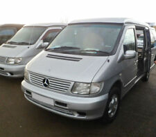 4 Sleeping Capacity Campervans & Motorhomes Automatic 2001