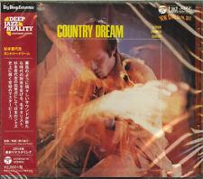 KIYOSHI SUGIMOTO-COUNTRY DREAM-JAPAN CD E25