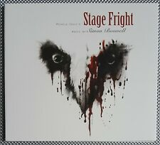 Simon Boswell - Stage Fright CD Flick Records