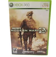 Call of Duty Modern Warfare 2 Microsoft Xbox 360 Game