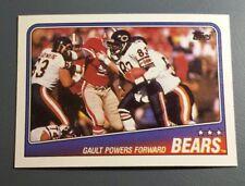 CHICAGO BEARS 1988 TOPPS FOOTBALL CARD # 68 B9860