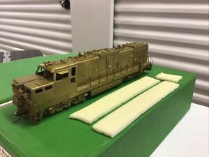 HO Overland Models, Inc #8799 Brass Southern Pacific CAMERA Car