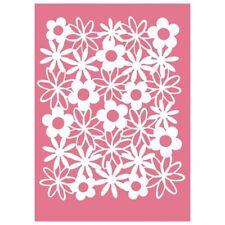 Lifestyle Crafts gaufrage dossier --- fleurs